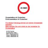 Kickstarter schwarz f/ür Kymco Vitality 50 2T und Cross